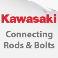 Kawasaki (genuine) Connecting Rods & Bolts