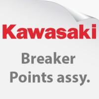 Kawasaki (genuine) Breaker Points Assemblies