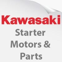 Kawasaki (genuine) Starter Motors & Parts