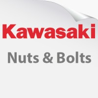 Kawasaki (genuine) Nuts & Bolts