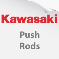 Kawasaki (genuine) Push Rods