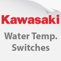 Kawasaki (genuine) Water Temp. Switches