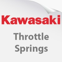 Kawasaki (genuine) Throttle Springs