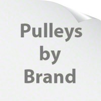 Pulleys By Brand