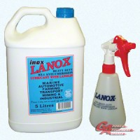 Lanox 5 Litre * Inc.spray